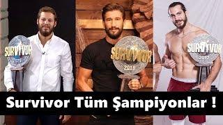 Survivor Tarihinin Şampiyonları ! 2005 -  2018