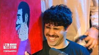 "Gary Dell'Abate Creates a ""Baba Booey"" T-Shirt (1995)"