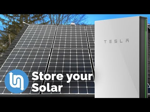 Solar Battery Tesla Powerwall And More