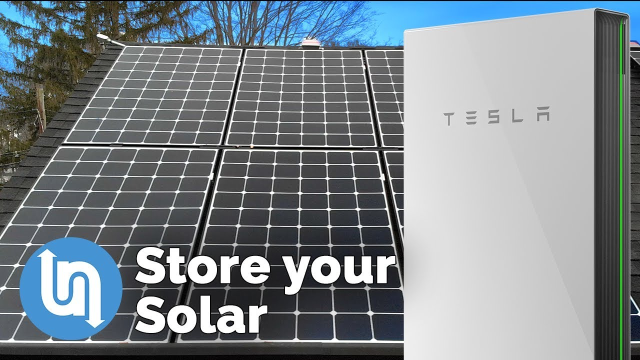 Solar Battery Tesla Powerwall and more — Undecided with Matt Ferrell