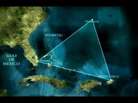 Le triangle des Bermudes - documentaire paranormal