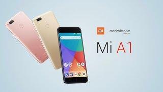 Обзор Android One смартфона Xiaomi Mi A1