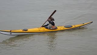 Swing kayak
