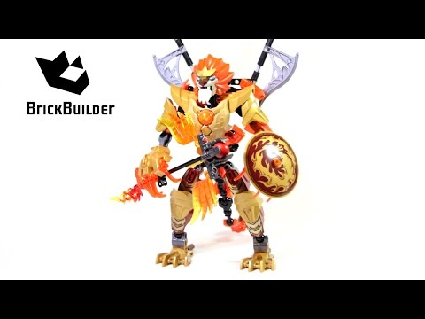 Lego Chima 70206 + 70211 A - Lego Speed Build
