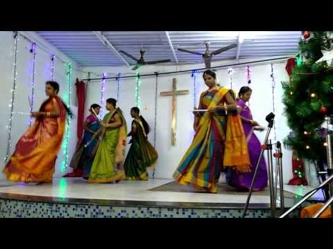 Tamil Christmas Song, Free Methodist Tamil Church