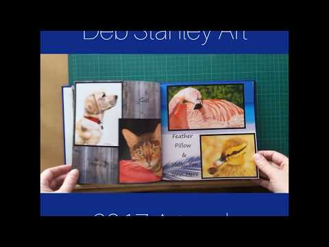 Annual Review, Book of 2017 - Deb Stanley Art