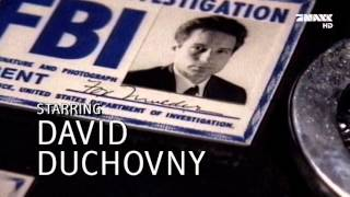 The X-Files - Season 1 Intro HD remastered - Akte X