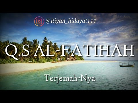 surah-al-fatihah-murottal-muzammil-hasballah