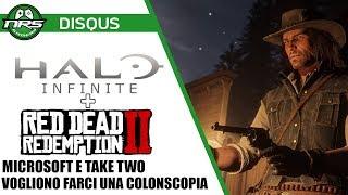 Red Dead Redemption 2 e Halo Infinite: vogliono farci una colonscopia