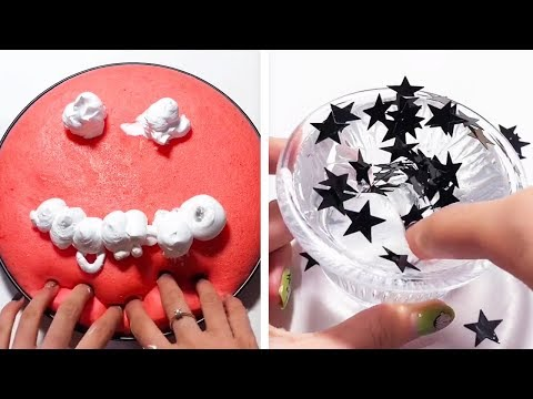 The Most Satisfying Slime ASMR Videos | Relaxing Oddly Satisfying Slime 2019 | 218