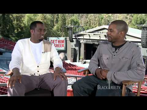 P. Diddy talks about 'mind control' with BlackTree TV