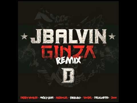 Ginza j balvin remix|LINK DE DESCARGA|