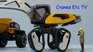 Motorart Volvo Sfinx by Cranes Etc TV