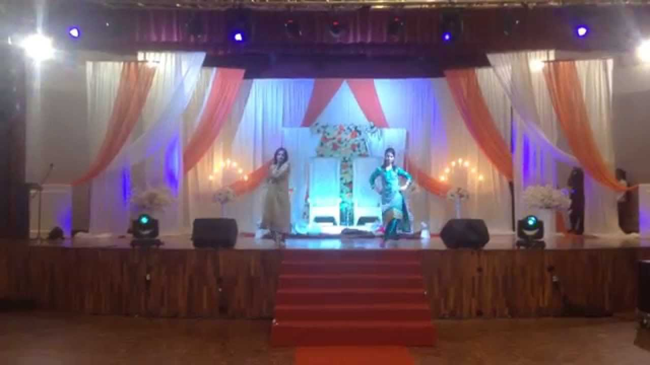 Bollywood wedding dance by us