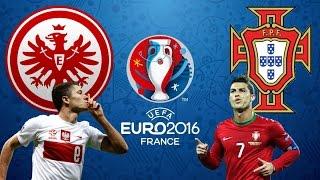 Polônia x Portugal (30/06/2016) QUARTAS DE FINAL DA EUROCOPA 2016 [PES 2016]