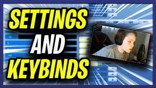 Wintrrz Fortnite Settings and Keybinds