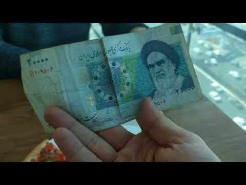 Iran Tehran - Day 11 - Local money