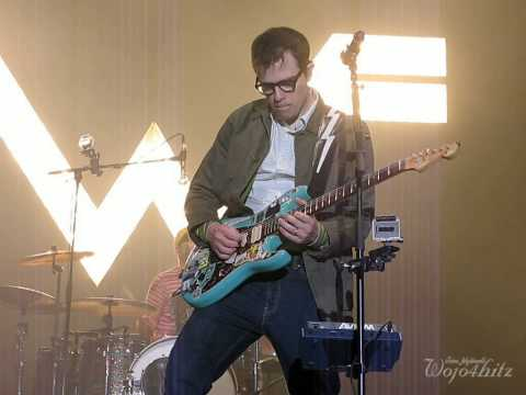 414 Weezer  Troublemaker @ Rock the Park, London, ON 72414