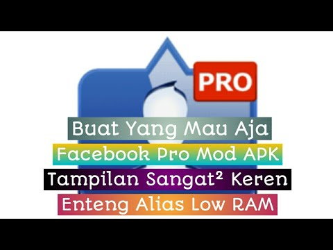 Share !!! Facebook Pro Mod APK | TUTORIAL ANDROID #45