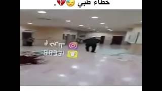 شاب  يكسر المستشفي  السبب في المقطع/رضاابراهيمreda inrahim