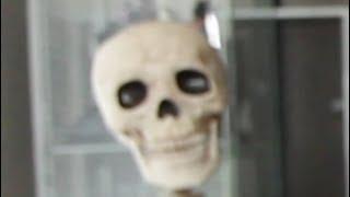 Mr Bones' has had enough
