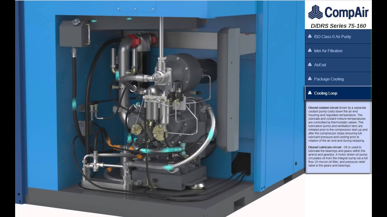 High Pressure/ Breathing Air Compressors - Breathing Air Systems