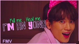 Video ❤ Kill me , Heal Me |FMV| Yona | I'm An Yona | Remix ❤ download MP3, 3GP, MP4, WEBM, AVI, FLV Maret 2018