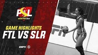 Highlights: F2 Logistics  vs. Sta. Lucia | PSL Grand Prix 2019