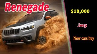 2020 jeep renegade trailhawk | 2020 jeep renegade off road | 2020 jeep renegade sport | new cars buy