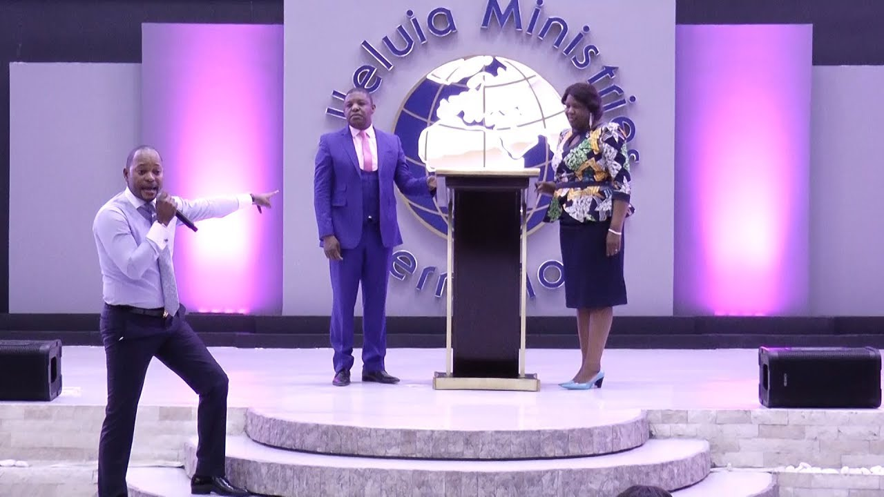 Pastor Alph LUKAU - How to speak your MARRIAGE into existence