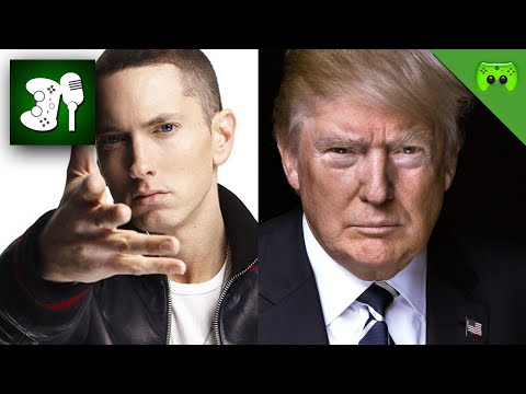 Eminem disst Präsident der USA 🎮 PietCast #134