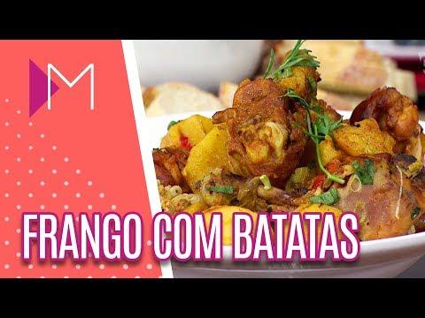Frango com batatas - Mulheres (25/05/18)