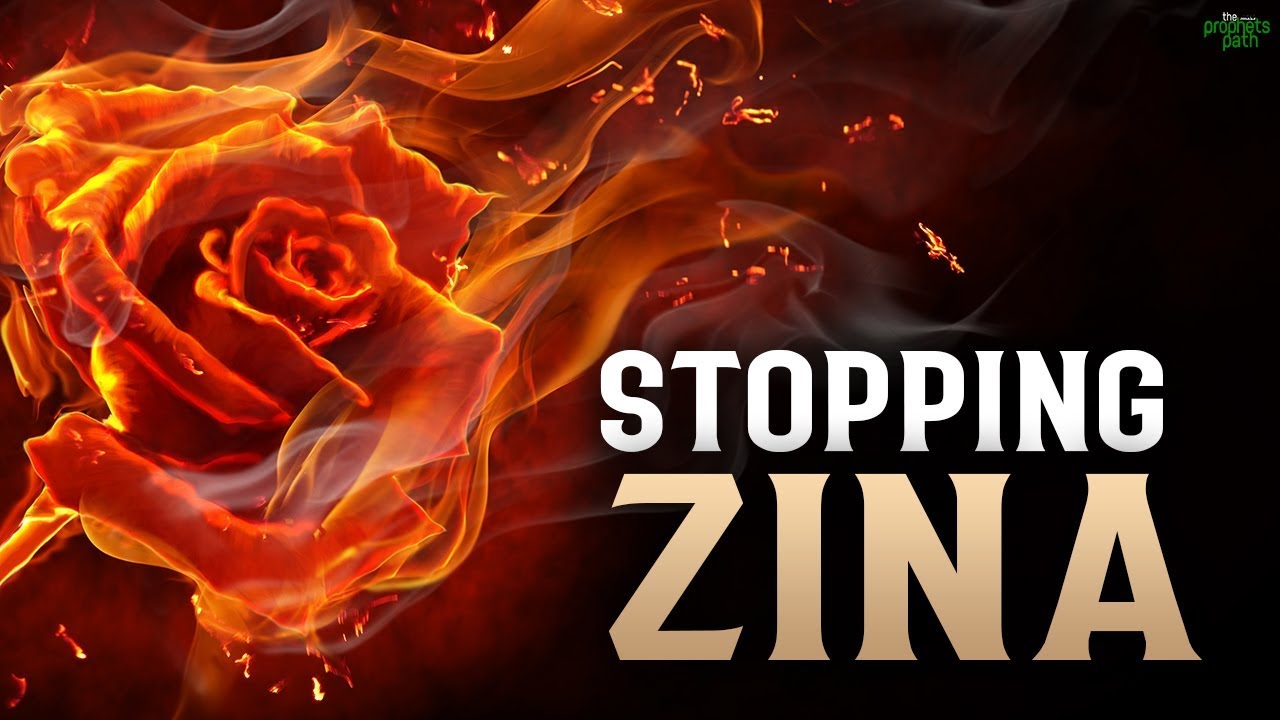 THE BEST WAY TO STOP YOURSELF FROM DOING ZINA