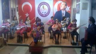 MANSUR KAYMAK - THM ÇOCUK GRUBU - 002 - Yaşasın Okulumuz - 28.12.2014