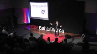 Performance   RaDaGast Magia Cómica   TEDxBahiaBlanca