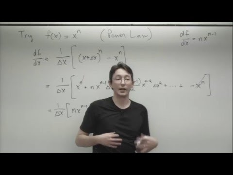 ME564 Lecture 2:  Review of calculus and first order linear ODEs
