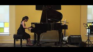 Fion Lee performs Etude-Tableau by S.Rachmaninoff Op.33 No.8 in G minor