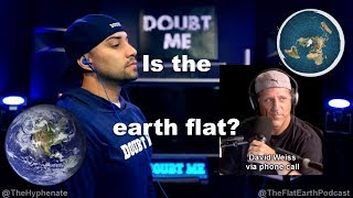 Is the Earth Really Flat? - The Doubt Me channel questions DITRH