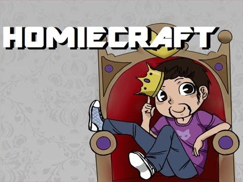 Minecraft | Homiecraft Ep.60 | Knowing Your Excalibur
