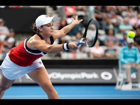 Preview: Petra Kvitova vs. Ashleigh Barty | 2019 Sydney ...