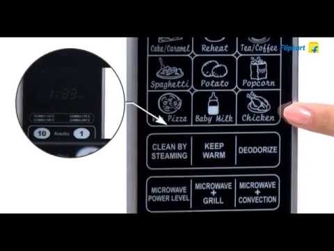 IFB 23SC3 Convection Microwave Oven Review Video