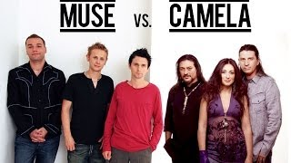 Mashup: Muse vs. Camela 'Resistencia Indomable'
