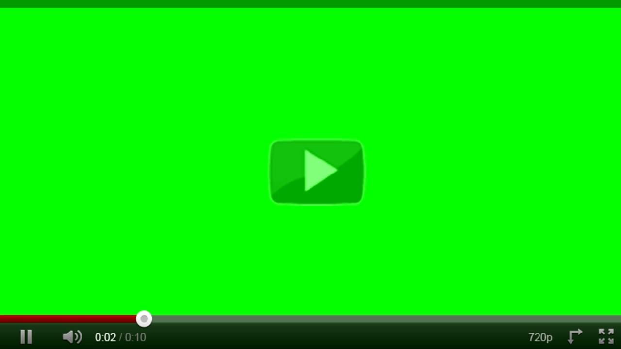 видео плеер ютюб грин скрин Video Player Youtube Green Screen