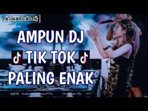 AMPUN DJ  GOYANG AKIMILAKU (Tik Tok Indonesia)