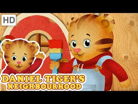 Daniel Tiger - Best Season 1 Moments (Part 3)   Videos for Kids