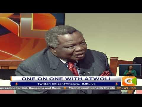Moses Wetangula should be more focused ~ Francis Atwoli