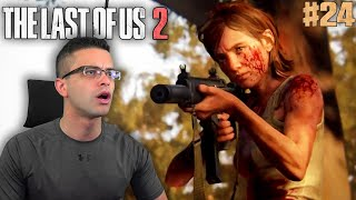 Abby gets taken hostage - The Last of Us 2 (Part 24)