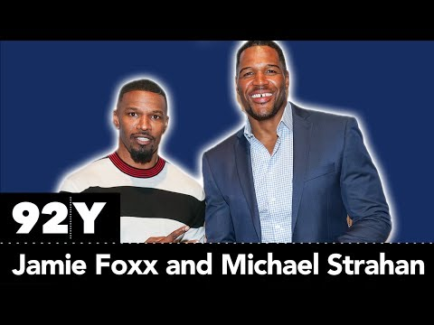 Jamie Foxx on meeting Ray Charles, getting rejected by Olive