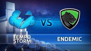 HGC 2018 NA – Phase 2 Week 5 - Tempo Storm vs. ENDEMIC - Game 1