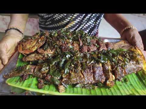Kadalundi balettante kada - south Indian fried fish